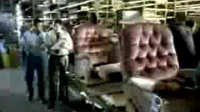 FedEX - launch chairs
