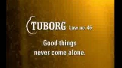 Tuborg - Legile, 1