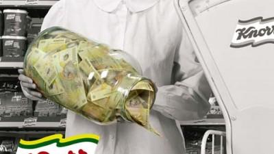 Knorr - Bani la kilogram