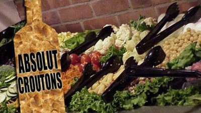 Absolut croutons