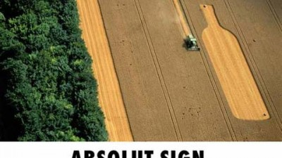Absolut signs