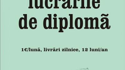 Ziarul Financiar - Subiecte diploma