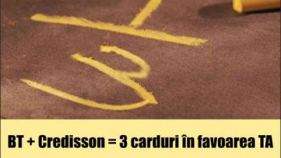 BT - Credisson - Adunarea