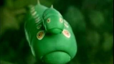 UNIF Green Tea - Worms