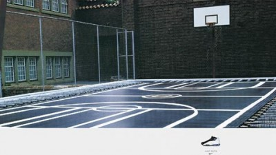 Nike - The court