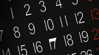 GUINNESS - Calendarul