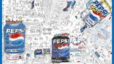 Pepsi - The City