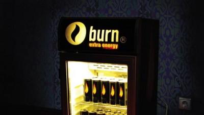 BURN - frigiderul