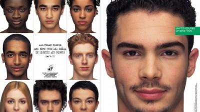 Benetton - Human Rights Men