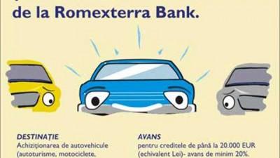 Romexterra - Parcarea