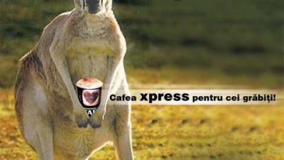 Cafe Nescafe - Iute