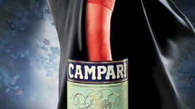 Campari Bitter - Red Opening