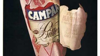 Campari Bitter - The Wrapping