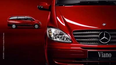 Mercedes-Benz Viano - Frumusetea vine din interior