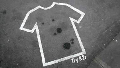 k2r - Shirt