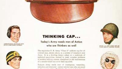 Army Recruitment - 1950