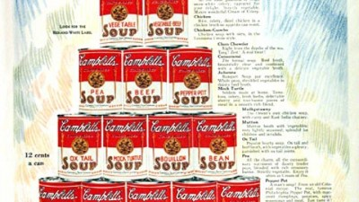 Cambell's Soup - 1931