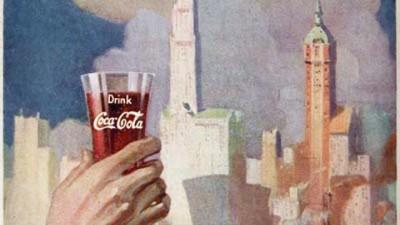 Coca Cola - 1920