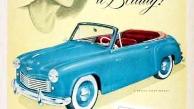 Hillman Minx Convertib - 1951