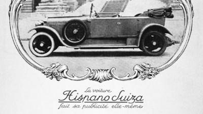 Hispano Suiza - 1923