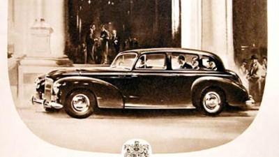 Humber Pullman Limo - 1952