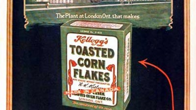 Kelloggs - 1919