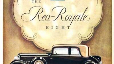 REO Royale Victoria - 1931
