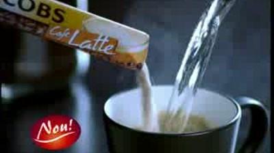 Jacobs Cafe Latte - Shower