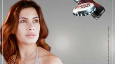 Coca Cola Light - Woman (day)