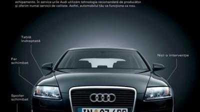 Audi - Reparatiile
