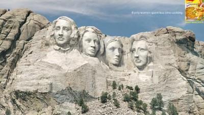 Maggi - Muntele Rushmore