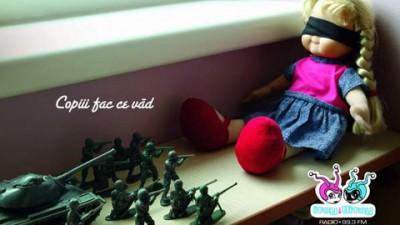 Itsy-Bitsy - Apara inocenta copilului tau