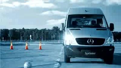Mercedes-Benz Sprinter - Baschet