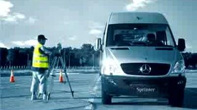 Mercedes-Benz Sprinter - Constructor