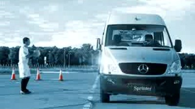 Mercedes-Benz Sprinter - Fotbal