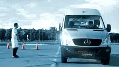 Mercedes-Benz Sprinter - Fotbal