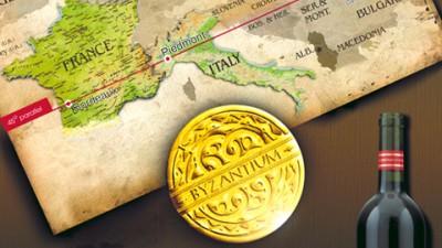 Byzantium - Parallel