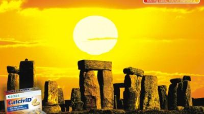 Calcivid - Stonehenge