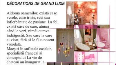 La vie de Chateau - Nobil