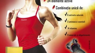 Vitamax - Te intreci cu energia