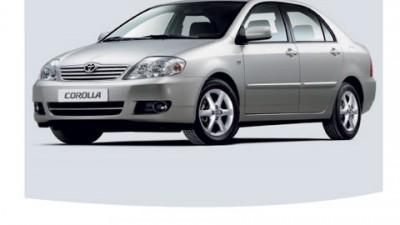 Toyota Corolla - 6 ruote