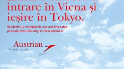 Austrian Airlines - Cafenea