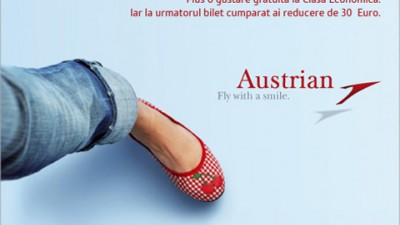 Austrian Airlines - Flyer