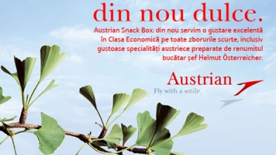 Austrian Airlines - Snack Box