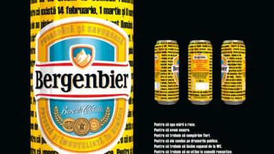 Bergenbier - Reason Can: Categoria Ambalaje