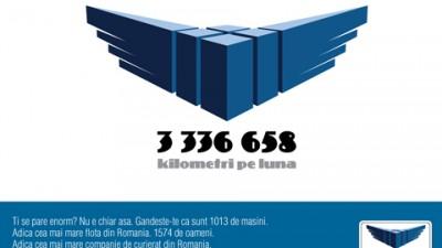 FAN Courier Romania - Coletul km