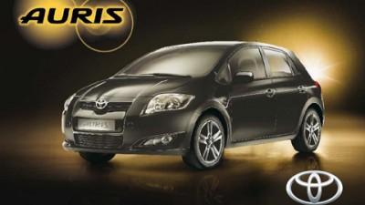 Toyota Auris - OOH