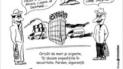 Cargus - CNSAS