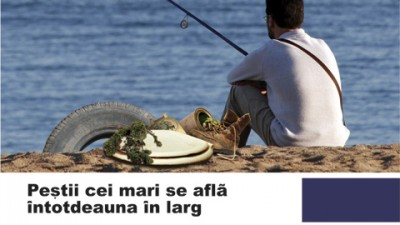 Romanian Boat Show - Aventuri la pescuit