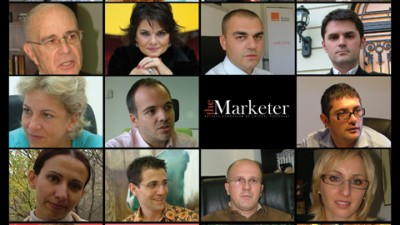 The Marketer - Mozaic II